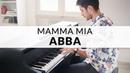 ABBA - Mamma Mia Piano Cover