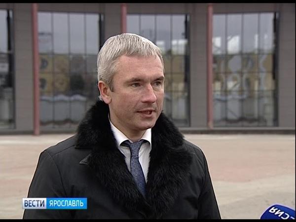 Комиссия оценила ход работ на двух долгостроях в Ярославле