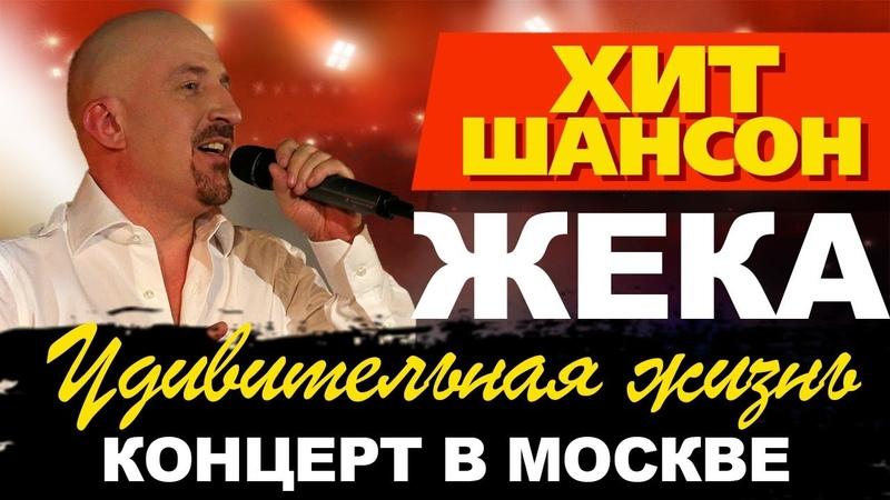 Жека (Евгений Григорьев) - Удивительная жизнь (Концертный зал Меридиан 22 ноября 2013)