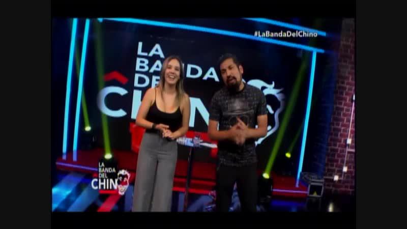 El Chino cuenta lo que habra el viernes en La Banda