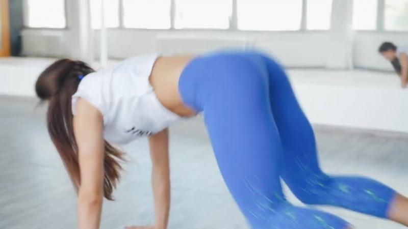 Как правильно делать берпи Лучшее упражнение для похудения [Workout - Будь в форме] (1)