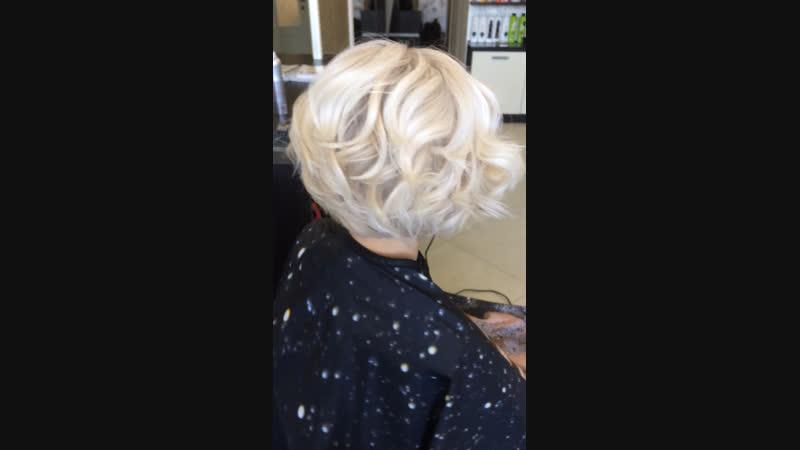 Curly hair ☺️🎄🎉🎊🍾🎁🎈🎆👑