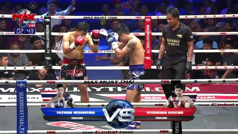 The Global Fight Champion Challenge October 11th 2018 Английский