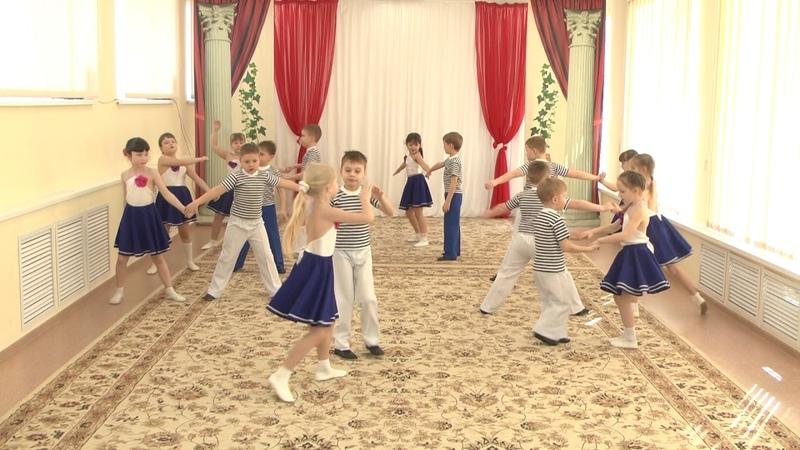 Танцевальная постановка Танцуйте вместе с нами