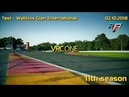 VRC Indycar 2018 @ Watkins Glen rfactor2