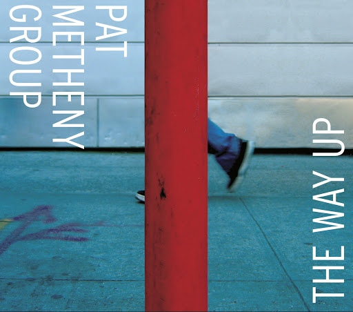 Pat Metheny Group альбом The Way Up (DMD)