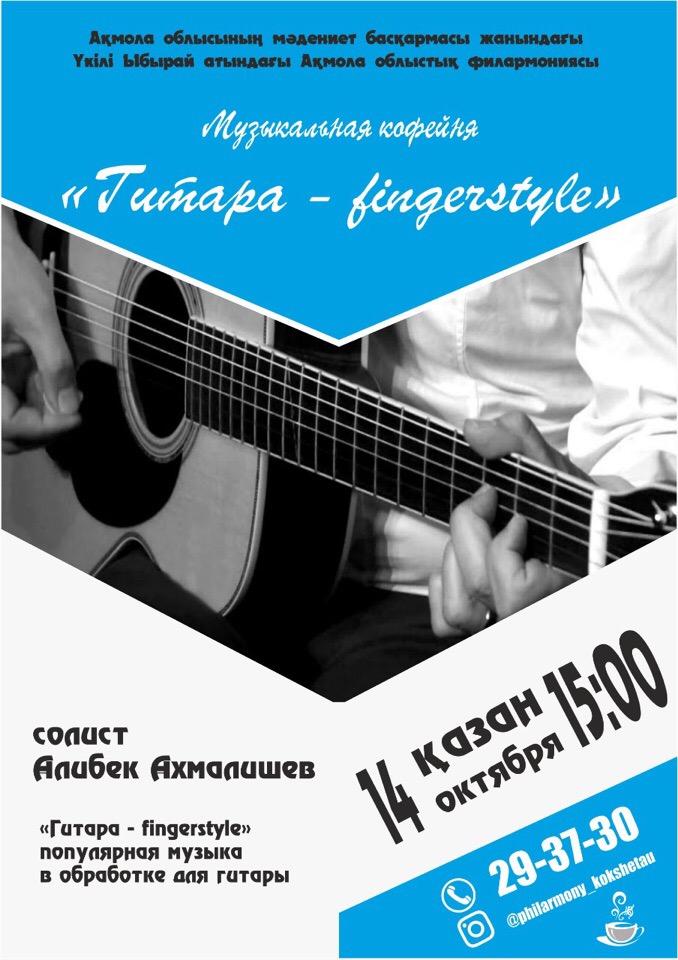 Гитара — fingersyle