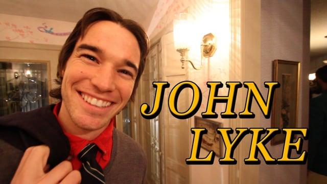 DINNER 5/5 - John Lyke