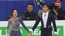2019 World Championships. Wenjing SUI - Cong HAN. Short Program