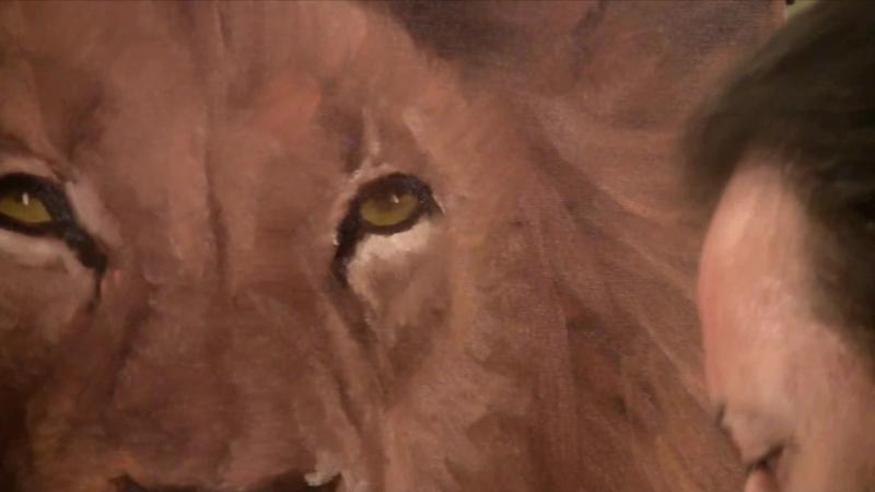БЕСПЛАТНО! Полный Видеоурок Портрет Льва Сахаров(00h19m32s-00h38m21s)