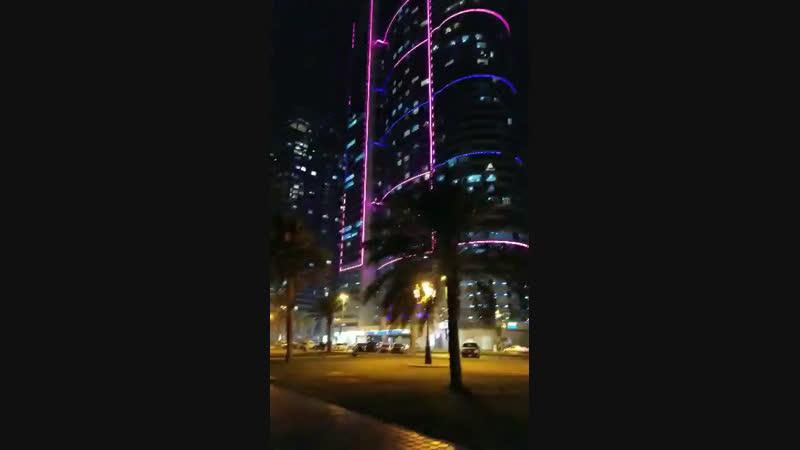 Ночные Эмираты