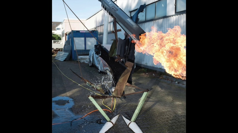 Tim Hecker - Konoyo [Full Album][2018][KRANK 219/SUNBLIND 10]