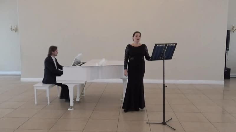 03 «Сон», сл. А.Плещеева (из Гейне), Op. 8 №5
