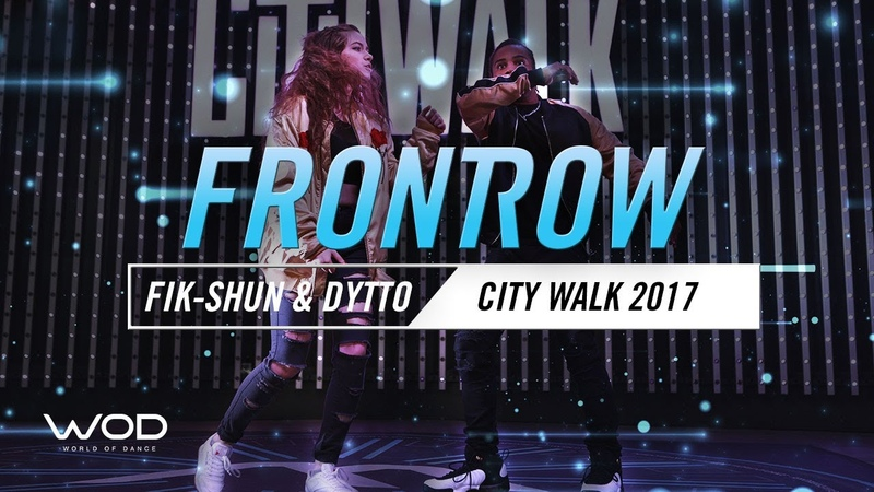Fik Shun Dytto   FrontRow   World of Dance Live 2017   WODLive17