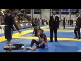 1 Gordon Ryan vs Lucas Tobias 2015 IBJJF No-Gi Worlds