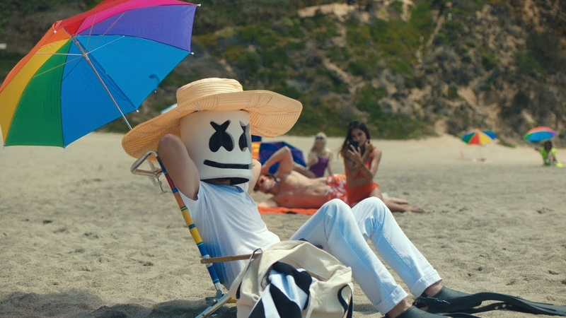 Marshmello Check This Out Official Music Video