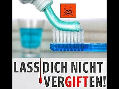 Ist Fluorid im Trinkwasser? Zahnpasta? Wasserflaschen? Schaut mal nach!