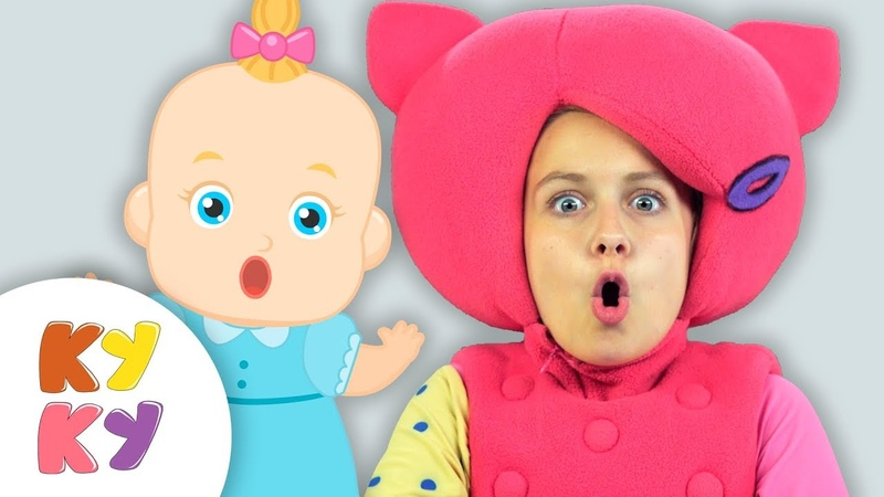 КУКУТИКИ Ляля Детская песенка про пупсика куколку для девочек