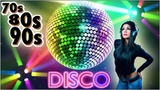 DISCO 80's 90's - Top 30 ORIGINAL HITS OF THE 80's 90's - Best Of Disco Music
