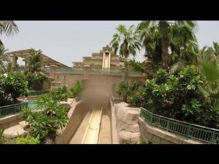 Аквапарк Dubai Palm Jumeirah Atlantis Aquaventure