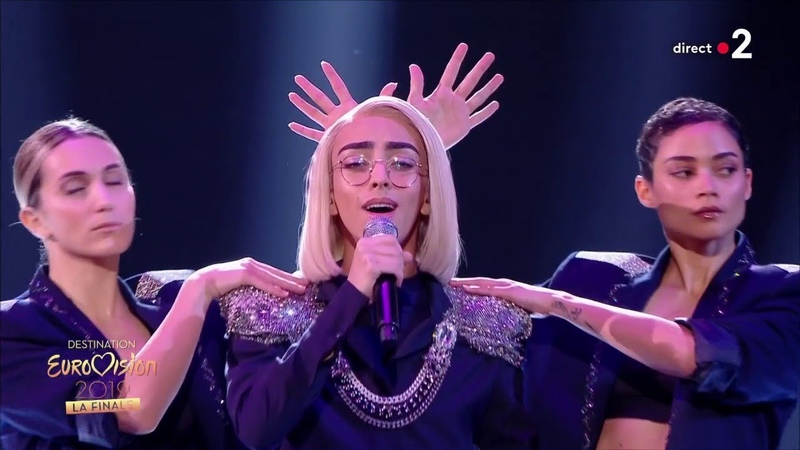 Bilal Hassani Roi Finale Destination Eurovision 2019