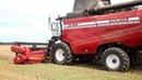 Испытания зерноуборочного комбайна GS3219