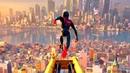Мелкие детали, которые сложно заметить в мультике Человек-паук Через вселенные