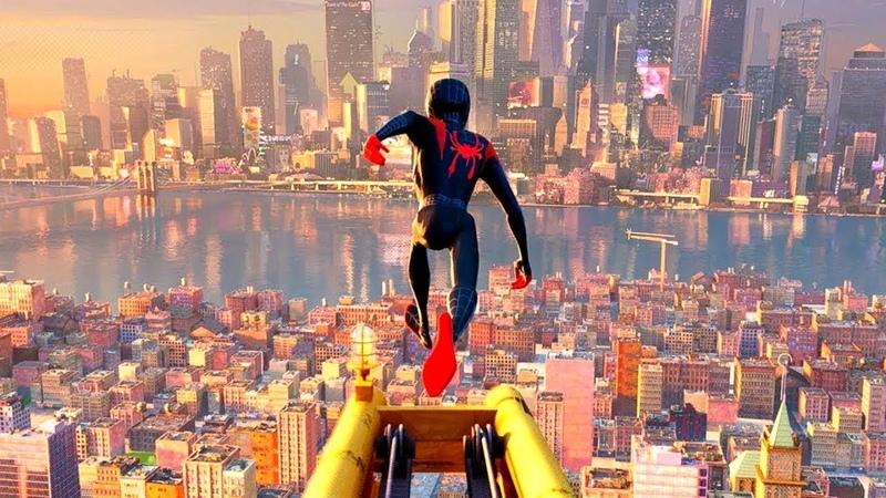 Мелкие детали которые сложно заметить в мультике Человек паук: Через вселенные