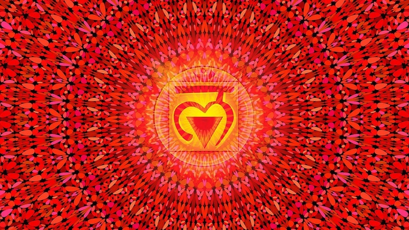 256Hz 》ROOT CHAKRA CLEANSING SOUND BATH 》Let Go of Fear, Worries Anxiety 》Chakra Healing Music