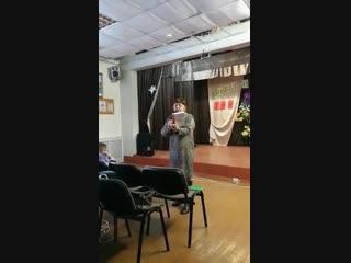 100-летие Шинерпосинской библиотеки. Светлана Асамат дарит книги#библчеб100
