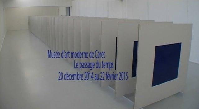 Patrick des Gachons au Musée d'art moderne de Ceret du 20 décembre 2014 au 22 février 2015
