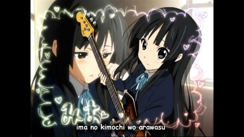 K-On! 「Watashi no koi wa hocchikisu」 Full with lyrics