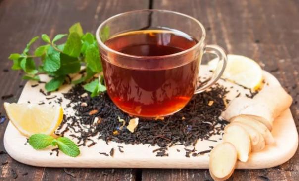 Рецепты зимнего чая: