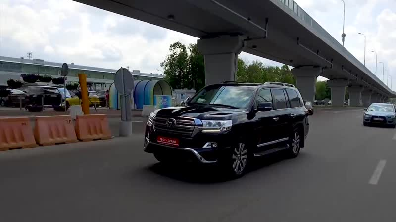 Toyota Land Cruiser 200 - предпоследний из Могикан