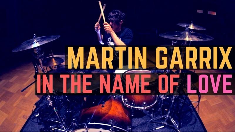 Martin Garrix Bebe Rexha In The Name Of Love Matt McGuire Drum Cover