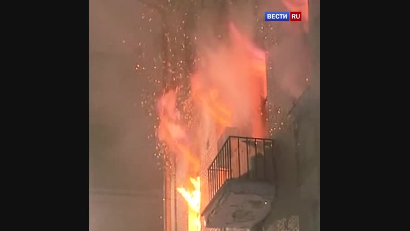На Никитском бульваре ночью горел звездный дом с квартирами Дапкунайте и Казарновской
