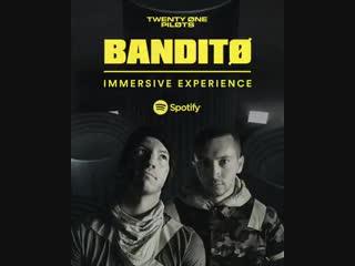 bandito immersive experience