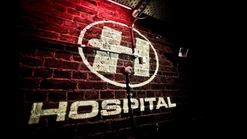 Hospital Records Vocal Drum and Bass Mix 2018