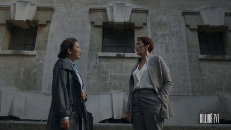 Carolyn Martens | Killing Eve Season 2 Premieres April 7 at 8pm | BBC America