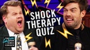 Shock Therapy Quiz w/ Jack Whitehall James Corden