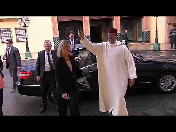 ЕС платит Марокко за управление миграцией