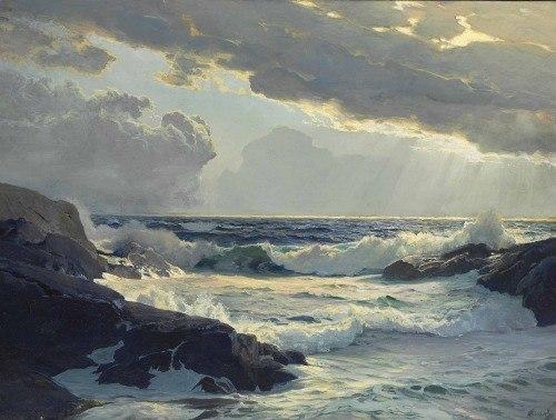 Frederick Judd Waugh (1861-1940)