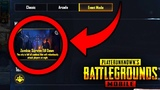 PUBG Mobile 0.11 Update Zombie Mode is Here! - Zombie Mode All EXPLAINED