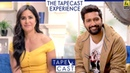 Katrina Kaif and Vicky Kaushal TapeCast Season 2 The TapeCast Experience