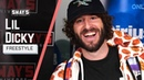 Lil Dicky Freestyle on Sway In The Morning | SWAY'S UNIVERSE | Sway's Universe