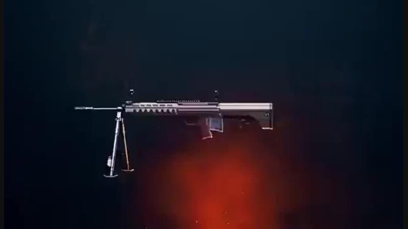 Новое оружие QBU