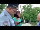 Юридически грамотный полицейский о законах отключения ресурсов самозванцами