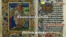 Sanctorum Exultatio Azizlerin Sevinci Gotik Katolik İlahi