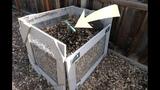 Сделайте это с компостной кучей в ноябре для отличного перегноя весной!