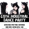 8.03.19 - GOTH-INDUSTRIAL DANCE PARTY - Мск